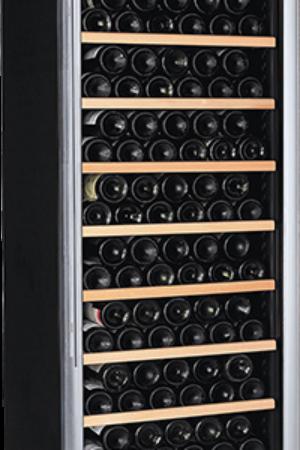 Vinoteca 140 botellas Vi140 Inox