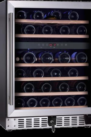 Vinoteca 45 botellas Vi45 IN 2 Temperaturas