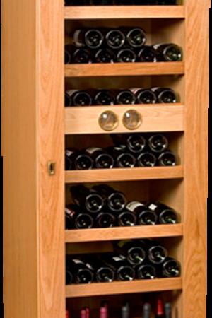 Vinoteca 180 botellas ViWood