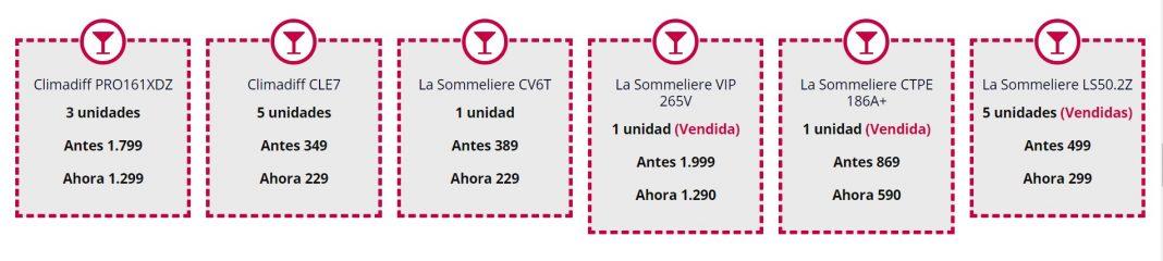 Cyber Monday Promoción vinotecas con descuentos VITEMPUS