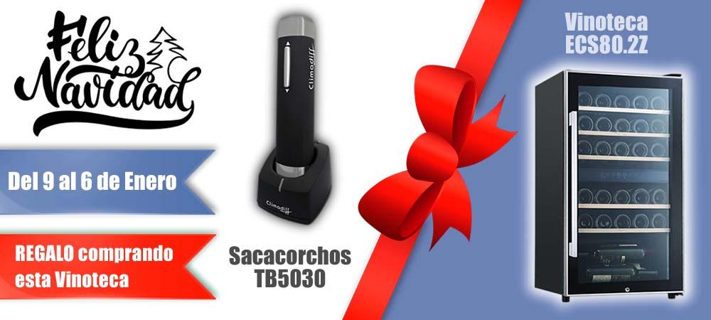 Black Friday Vinotecas Vitempus ECS802Z