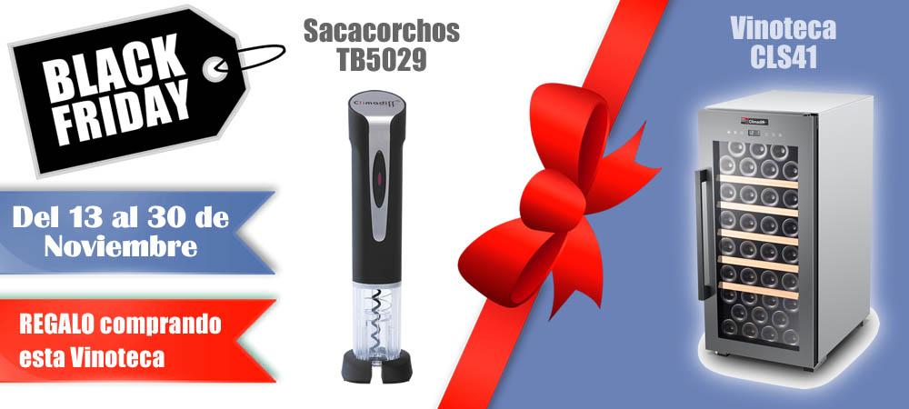 Black Friday Vinotecas Vitempus CLS41